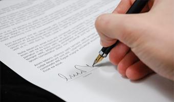 Obtenir un bulletin d'inscription